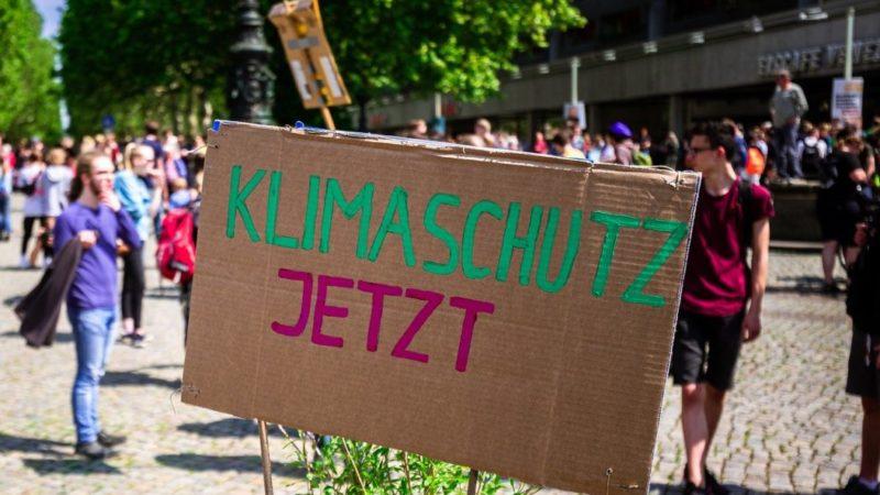 Klimaschutz Jetzt