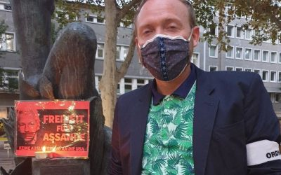Heinz Zell, Stadtrat der Piraten Ludwigshafen